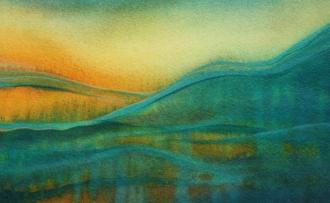 Mist on the Marsh