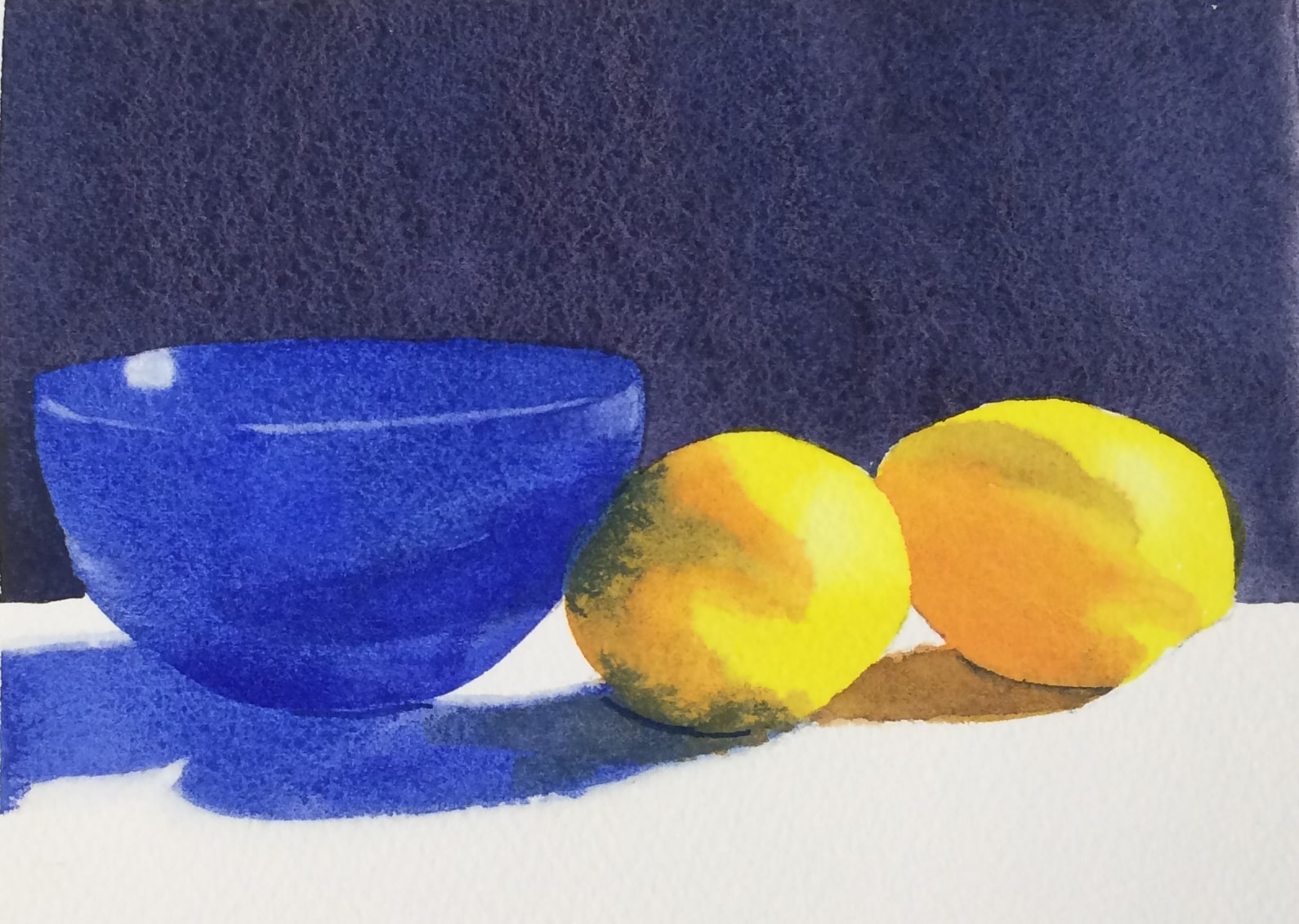 Bowl and Lemons Project