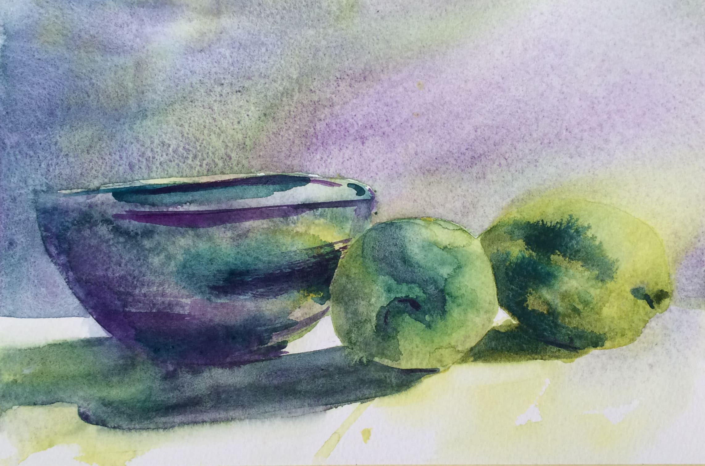 Go (a Little) Wild!—How to Loosen Up (Just a Bit) in Watercolor